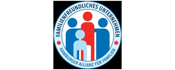 Familiensiegel Hamburg - Hamburger Allianz für Familien