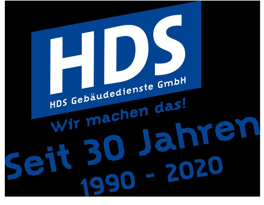 Logo HDS Gebäudedienste Hamburg
