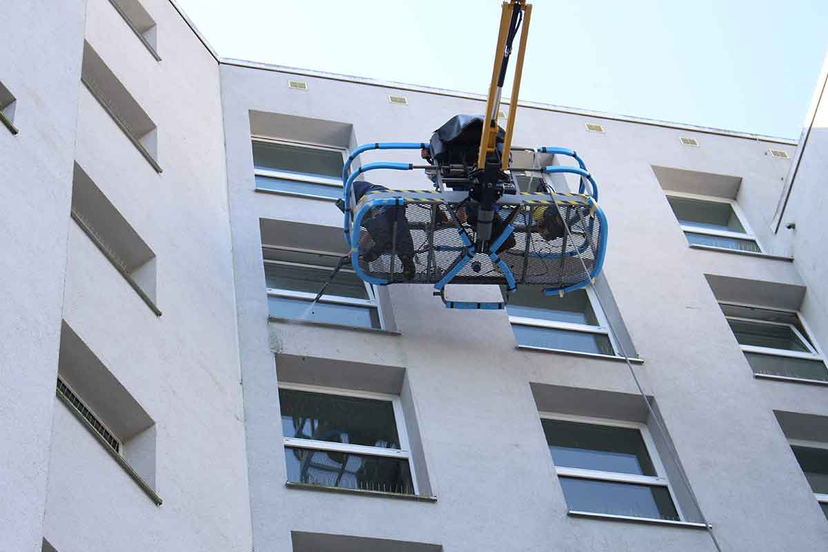 HDS Gebäudedienste Hamburg Fassadenreinigung