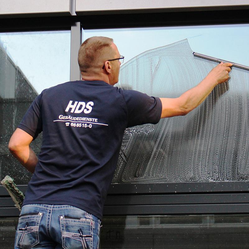 HDS Gebäudedienste Hamburg Glasreinigung