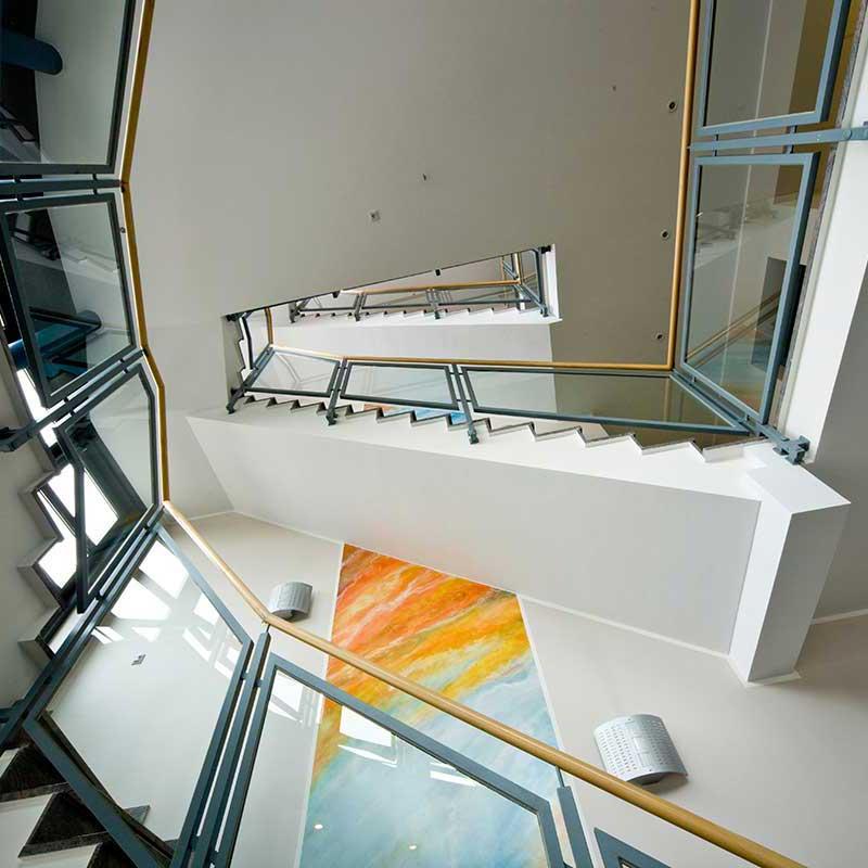 HDS Gebäudedienste Treppenhausreinigung